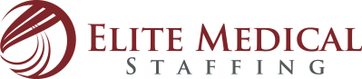 Elite Medical Staffing logo
