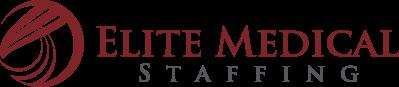 Elite Medical Staffing logo